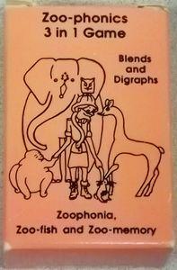 Zoo-phonics 3 in 1 Game