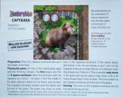 Zooloretto: Capybara