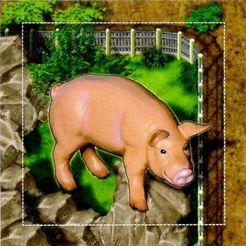 Zooloretto: Glücksschwein