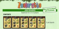 Zooloretto: Job Boards