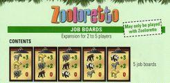 Zooloretto: Job Boards