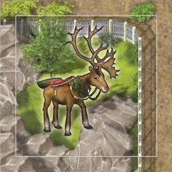 Zooloretto: The Reindeer