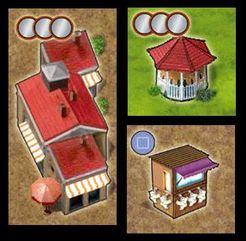 Zooloretto: Three Additional Buildings