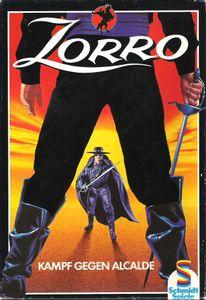 Zorro: The Fight Against Alcalde