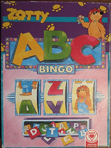 Zotty: ABC Bingo