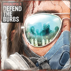 Zpocalypse 2: Defend the Burbs