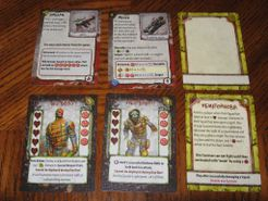 Zpocalypse: Bonus Cards