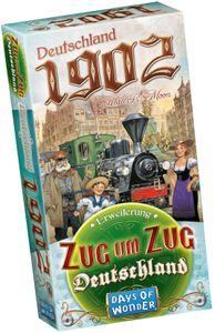Zug um Zug: Deutschland – Deutschland 1902