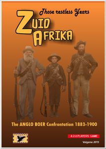 Zuid Afrika: Those Restless Years – The Anglo Boer Confrontation 1883-1900