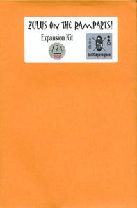 Zulus on the Ramparts!: Expansion Kit